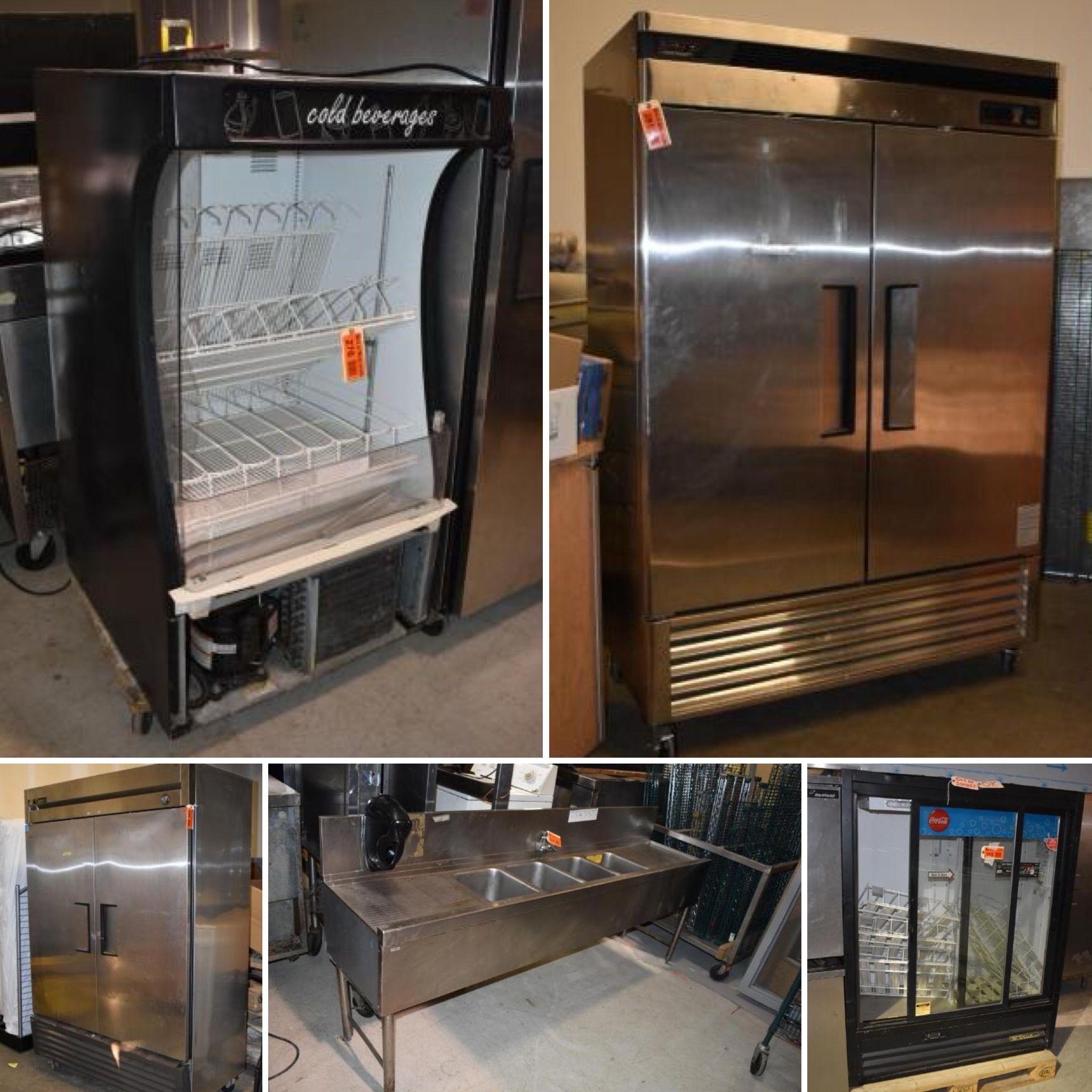 Restaurant Equipment Refrigeration Freezers Utensils In 2020 Restaurant Equipment Auction Restaurant