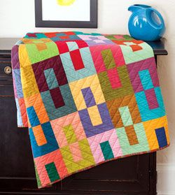 Color Study–Modern Scrap Quilt | Quilt designs, Scrap quilt ... : solid color quilts - Adamdwight.com