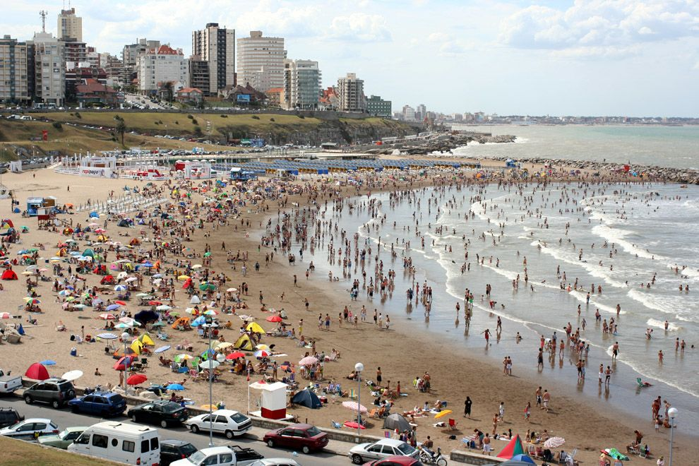 Buenos Aires Beaches | Buenos Aires Photographer - Big Pics of BA: Summer in Mar Del Plata