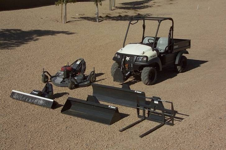Bobcat 2300 4x4 Utility Vehicle Utility Vehicles Bobcat Repair