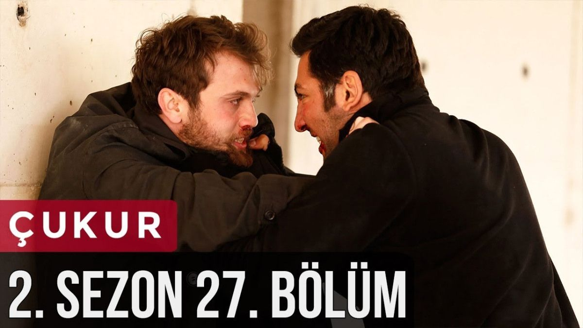 Cukur 2 Sezon 27 Bolum Fictional Characters Historical Figures Youtube