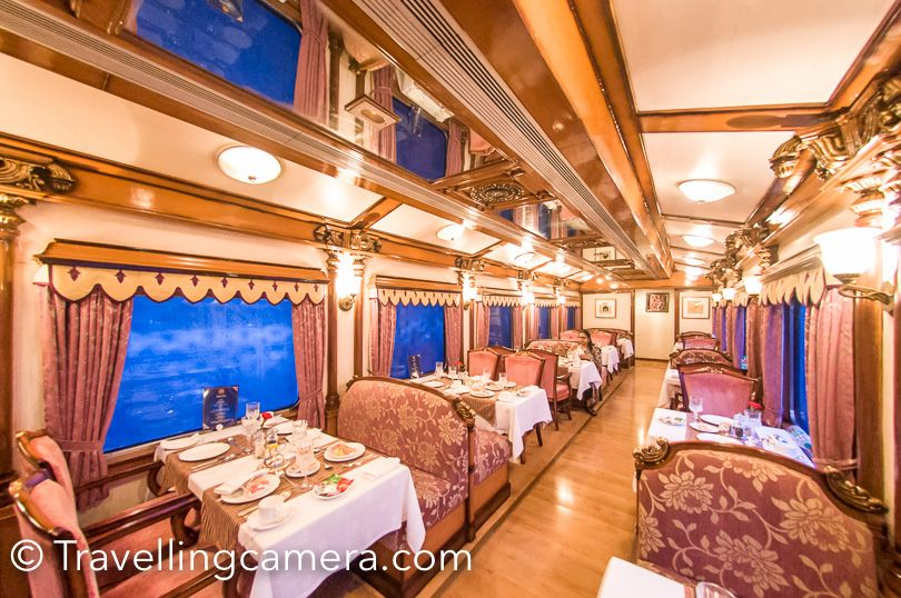 3rd Day On Golden Chariot The Luxury Train Through Kabini