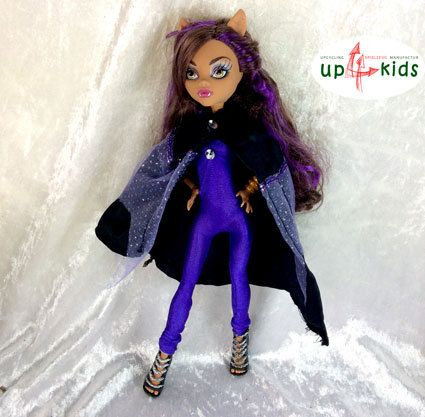 SuperGirl Fashion Outfit Monster High Ever After High von up4kids