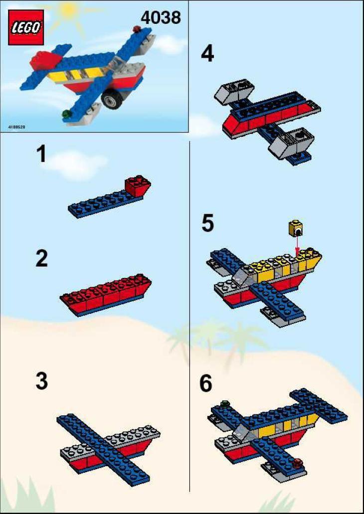 001jpg 7301032 lego instructions lego activities lego