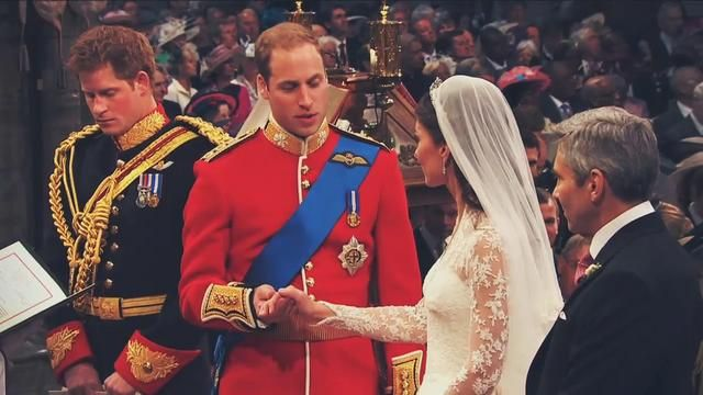Prince William & Catherine Royal Wedding Highlight