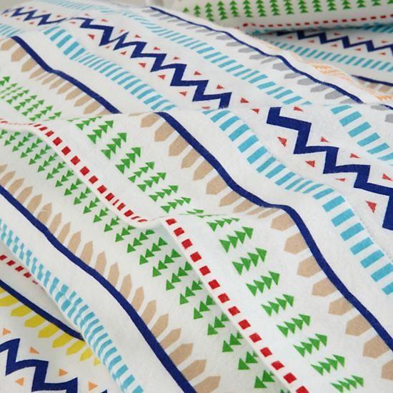 NEW My Fair Isle Flannel Bedding | Nod: Holiday 2014 | Pinterest ...