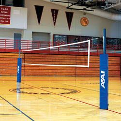 My favorite place to be! On the volleyball court. =D