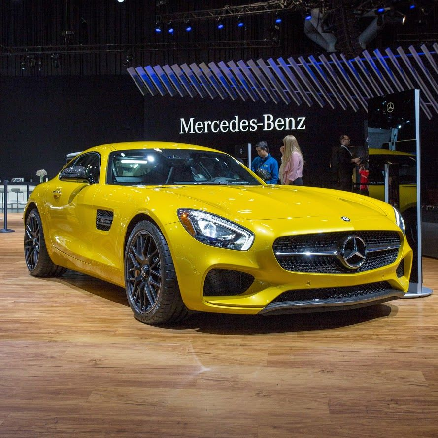 The Mercedes-Benz AMG GT S #carleasing Deal