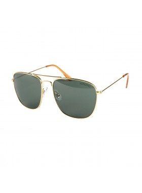 Óculos Goose Dourado da Komono
