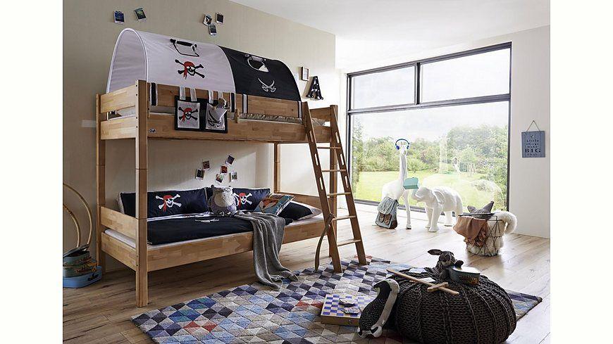 Etagenbett Set : ᑕ❶ᑐ hochbett etagenbett mit treppe rechts oder links alles in