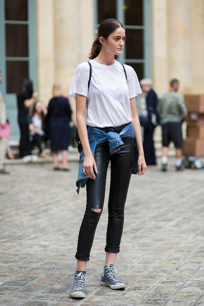 7 Outfits to Wear With High-Tops
