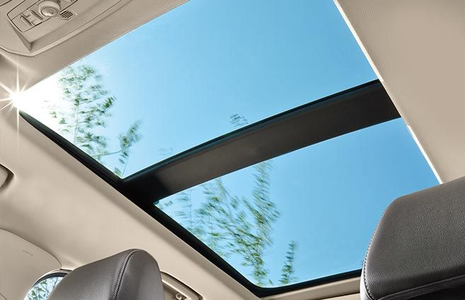 Panoramic Vista Roof The Available Panoramic Vista Roof Features