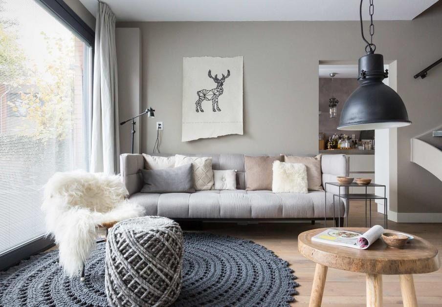 woonkamer warme tinten | Inrichting 2018 | Pinterest | Interiors ...