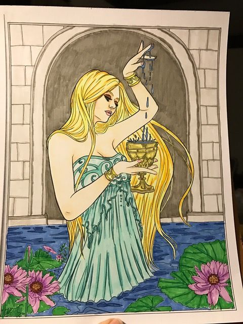 pin auf my coloring projects