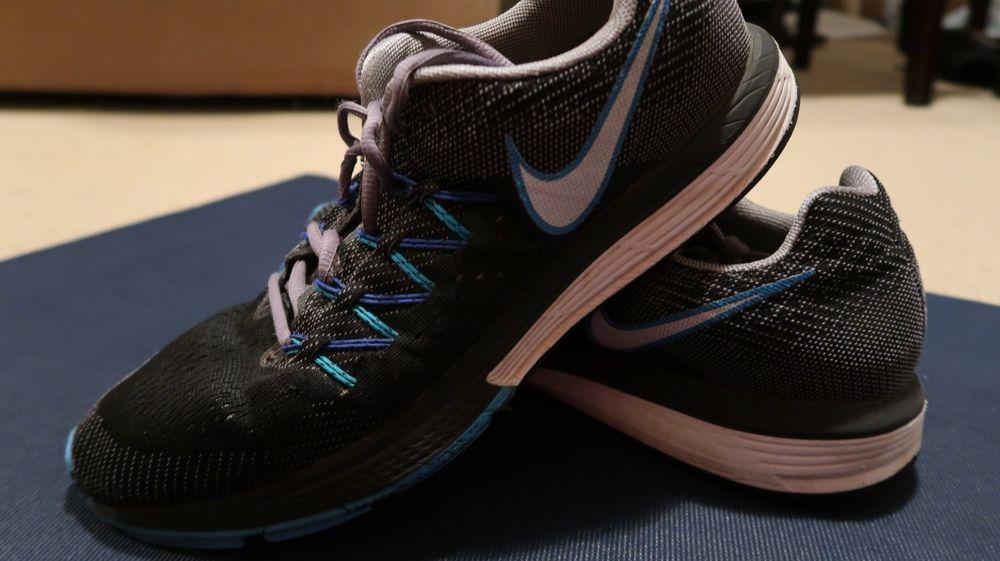 352efd81f34 Nike Air Zoom Vomero 10 Running Shoe Men Sz 11 Cool Grey White Black ...