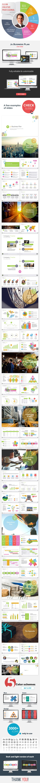 Ja Business Plan Keynote Presentation Template  Financial