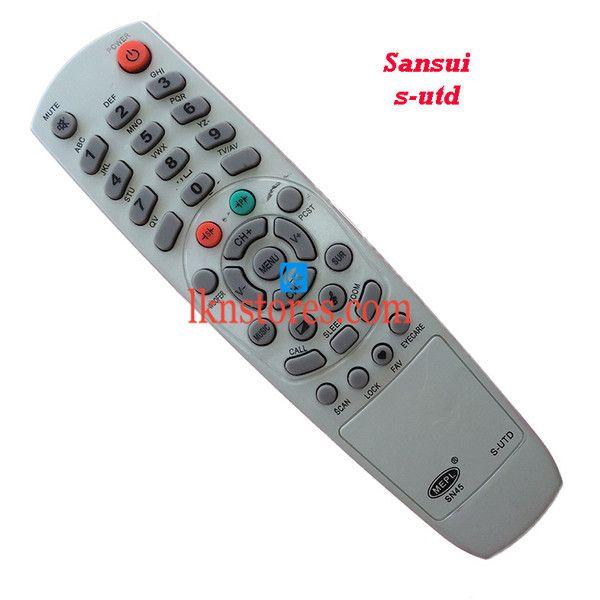 Chennai   SANSUI TV REMOTES in 2019   Remote, Electronics