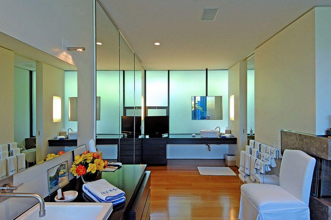 Modern House In Bel Air By Archibald Quincy Jones
