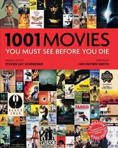 This Brand New Edition Of 1001 Movies You Must See Before You Die