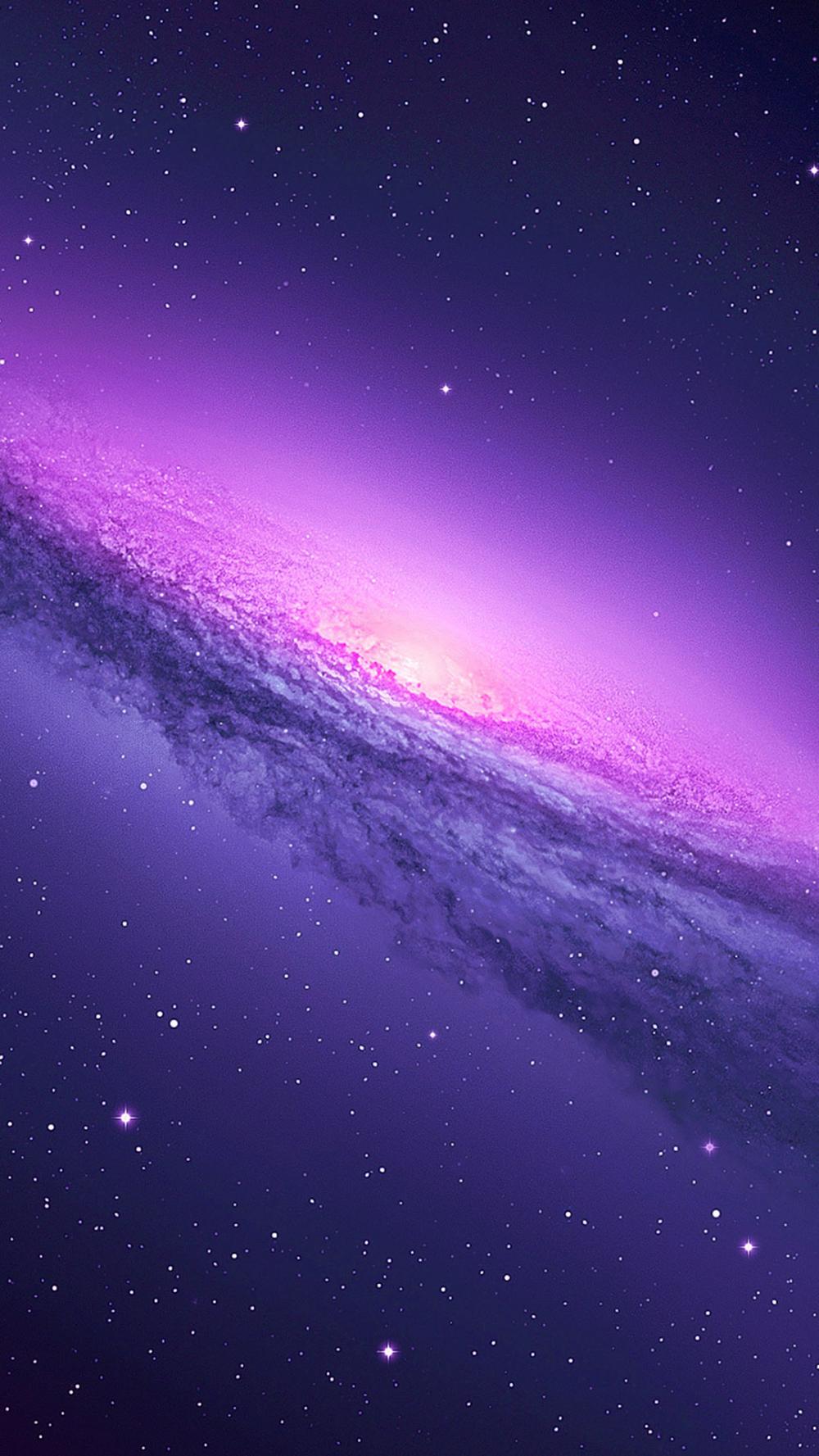 Free Download The Purple Galaxy Wallpaper Beaty Your Iphone Outer Galaxy Star Wa Purple Galaxy Wallpaper Iphone 6 Wallpaper Backgrounds Galaxy Wallpaper