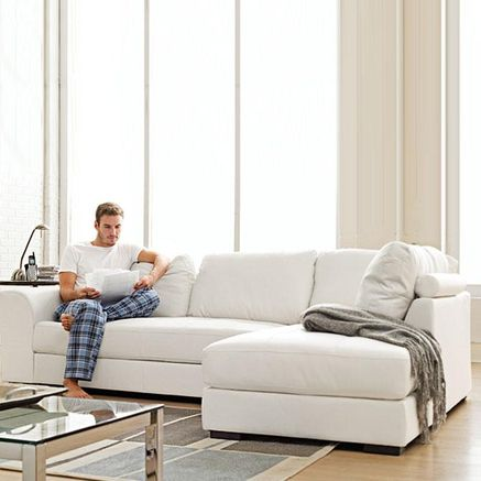 raleigh 2 piece bonded leather sectional sears sears canada