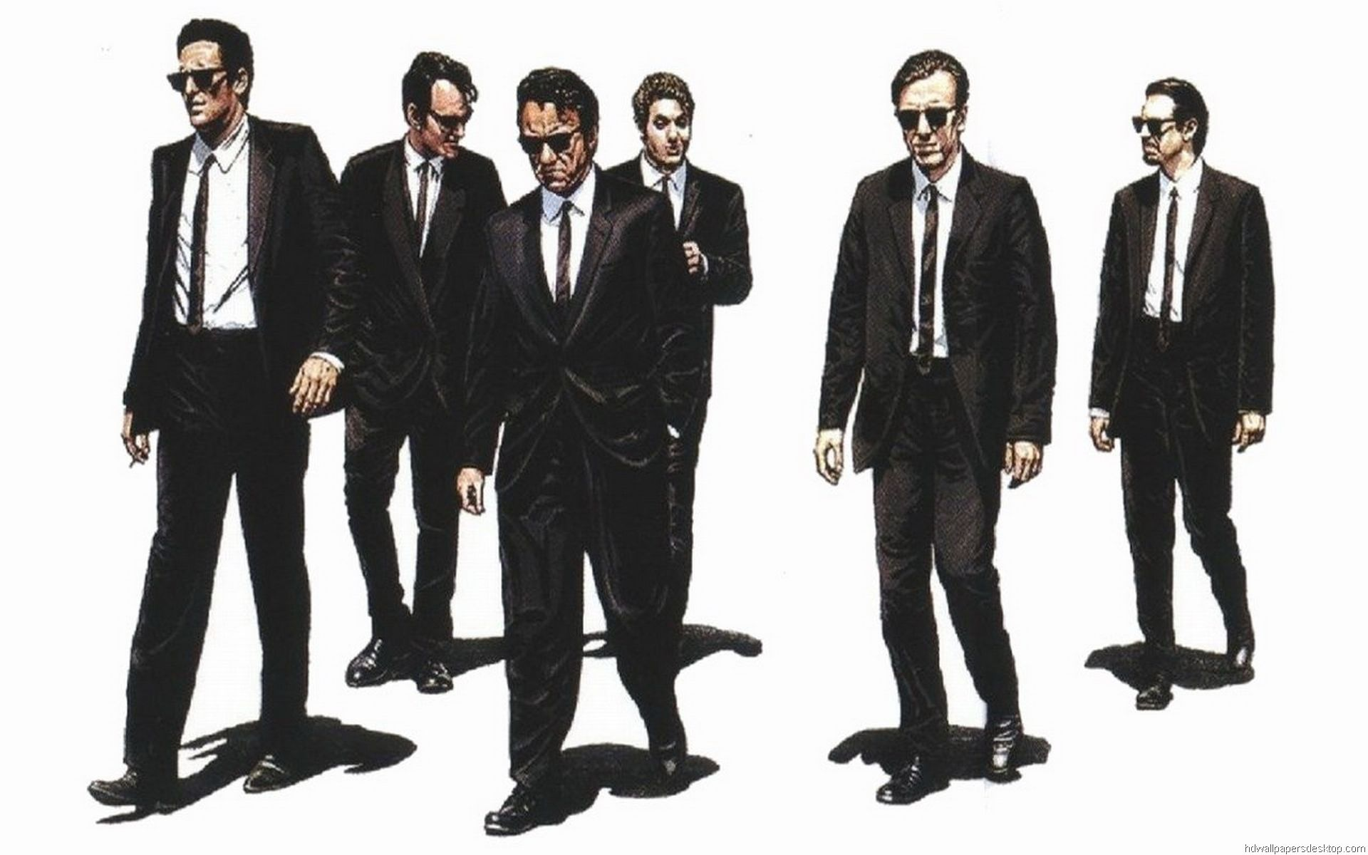 masculinity in reservoir dogs Reservoir dogs (1992)  tarantino deconstructs masculinity through monologue, standoffs, and the literal removal of body parts (the now-legendary ear scene deserves that status) speaking of.