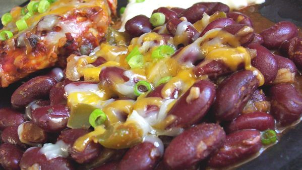Mexican Jumping Beans (south Beach Diet-phase 1 Friendly) Recipe  - Food.com #southbeachdietphase1