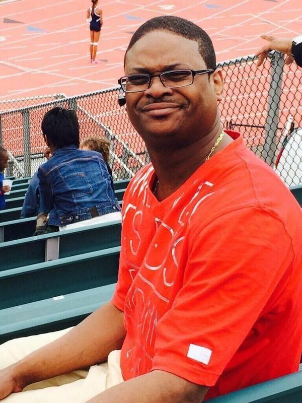 Black Guy On Bleachers Meme (02) ...
