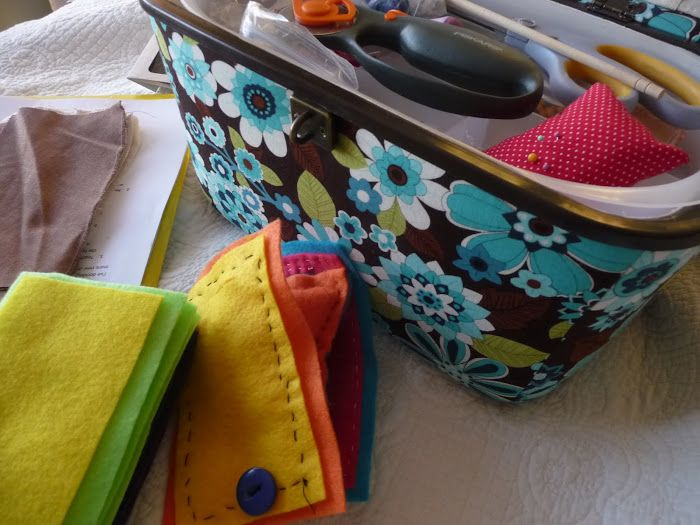 Making A Home: Some Great Sewing Resources for Children...