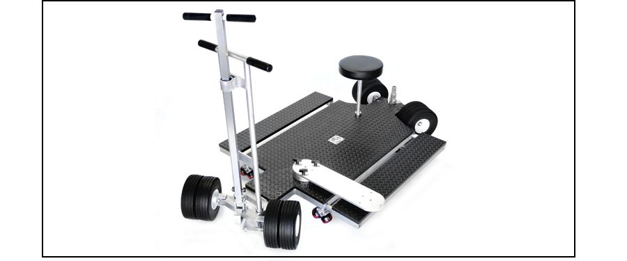 Doorway Dolly / Track Dolly. Black Bear Studio Systems. $1462.00