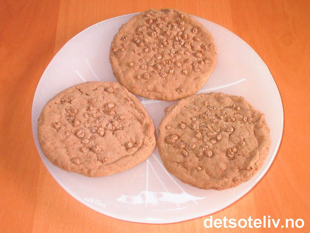 daim cookies recept