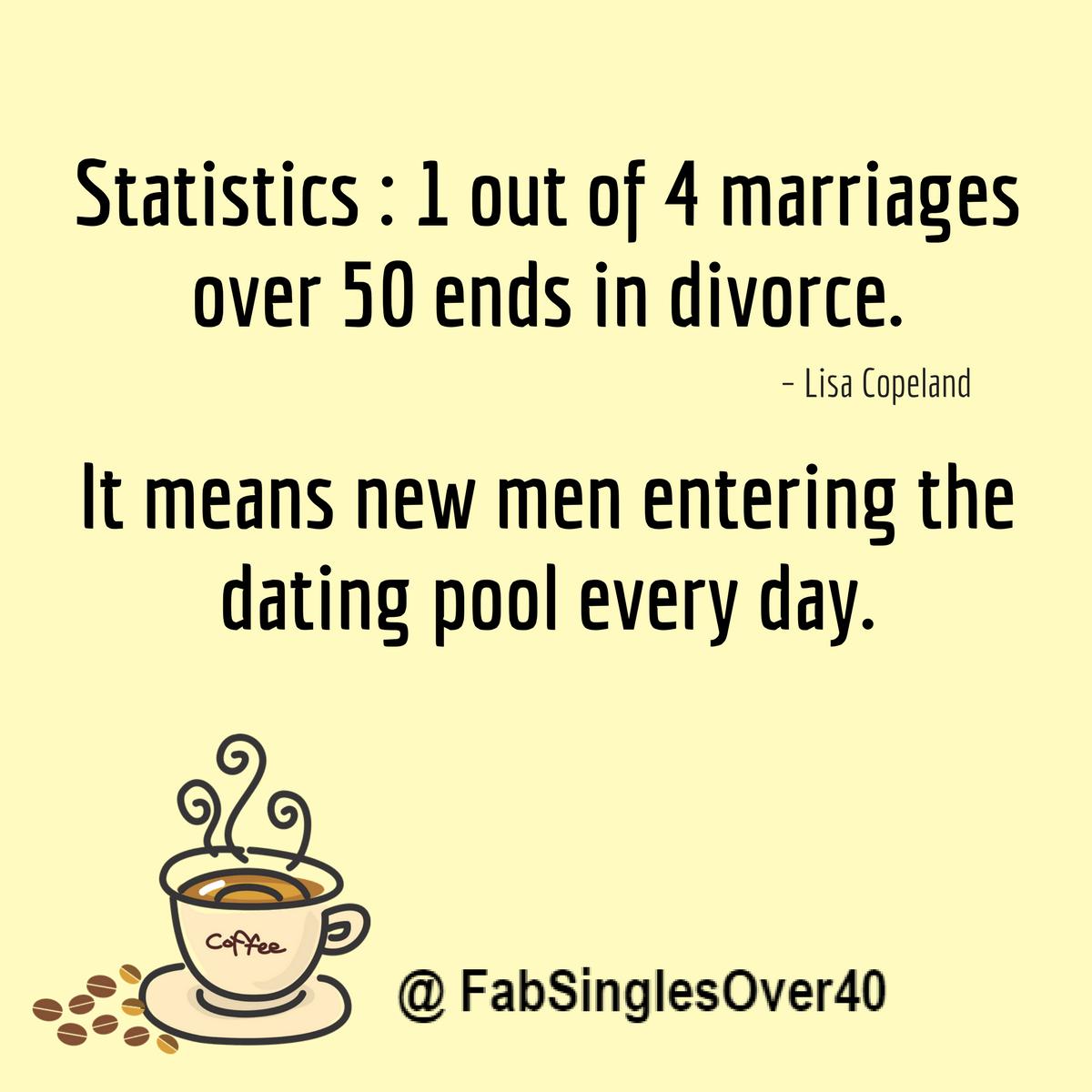 Dating pool efter 40