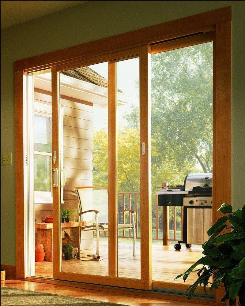 30 sliding door glass replacement
