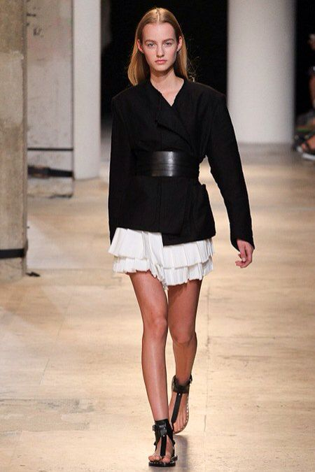 Isabel Marant SS 2015 Ready to wear