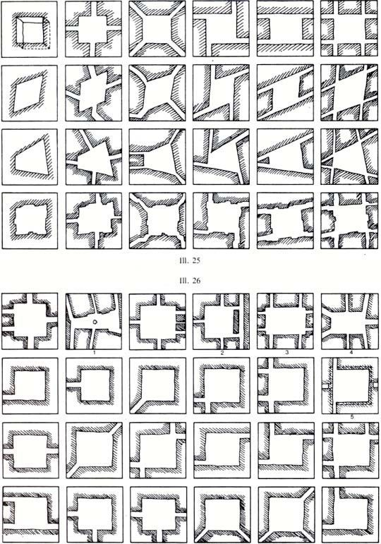Image result for classical planning concepts drawings for Space architects and planners