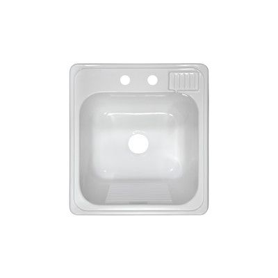 Deluxe 20 X 22 Laundry Tub Laundry Tubs