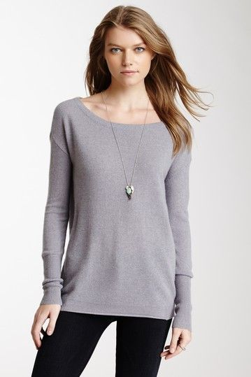 Cashmere Pullover by Inhabit on @HauteLook