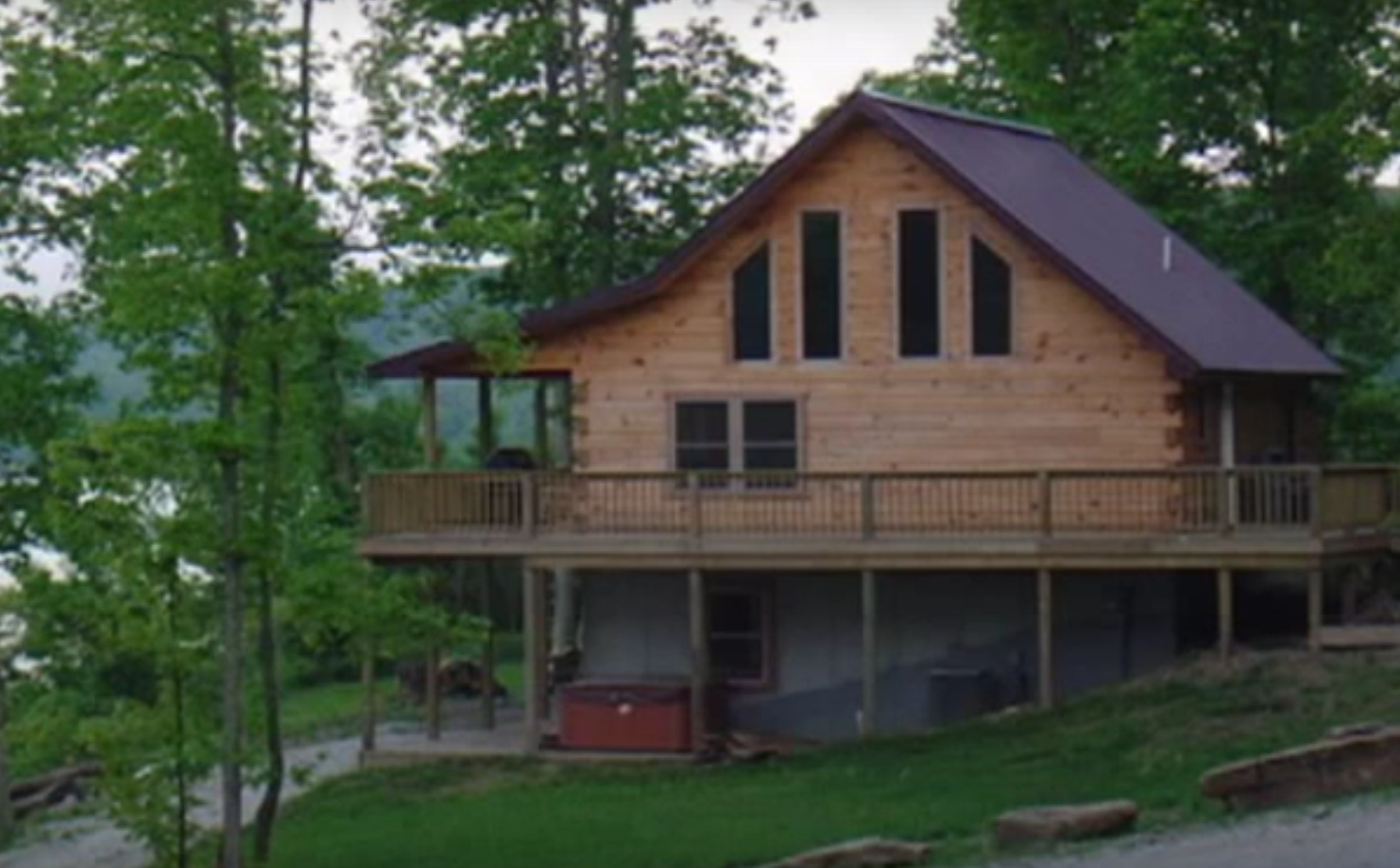 You Ll Never Forget Your Stay In These 7 One Of A Kind Indiana Cabins Cabin Cabin Vacation Lake Cabins