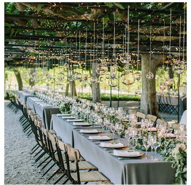 Wedding styling inspiration- I love the laid back feel of this whole ...