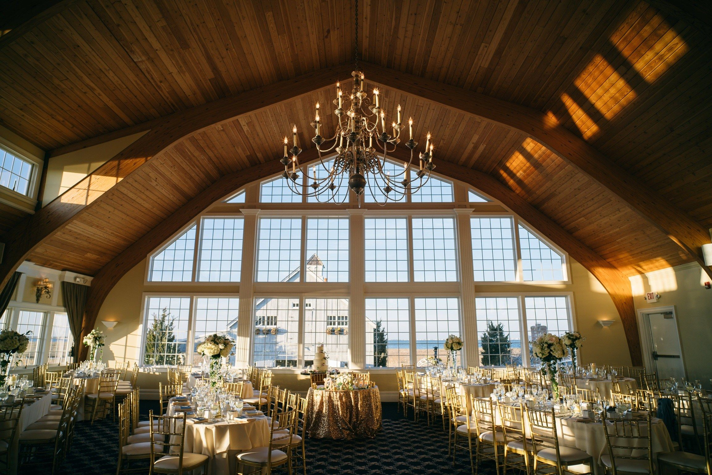 The best wedding venues in the us bonnet island estate in