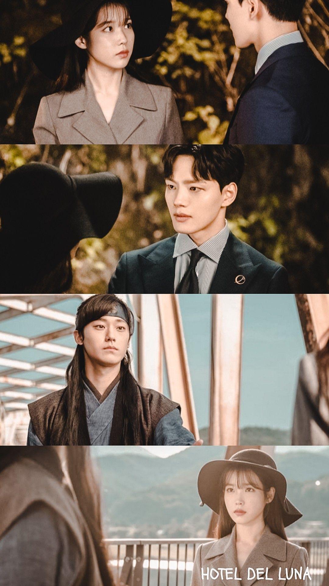 Kdrama Tvn Hotel Del Luna Iu And Yeo Jin Goo Dorama Wallpapers