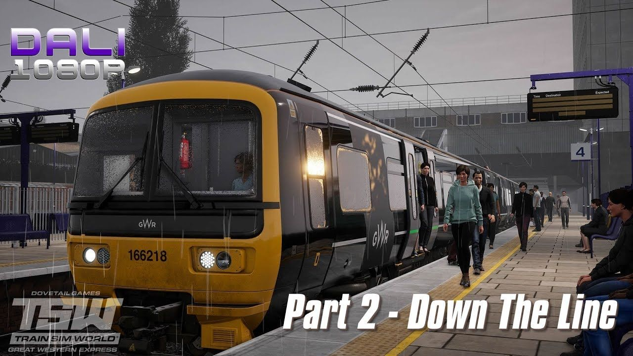 Train Sim World Great Western Express Part 2 Down The Line Pc