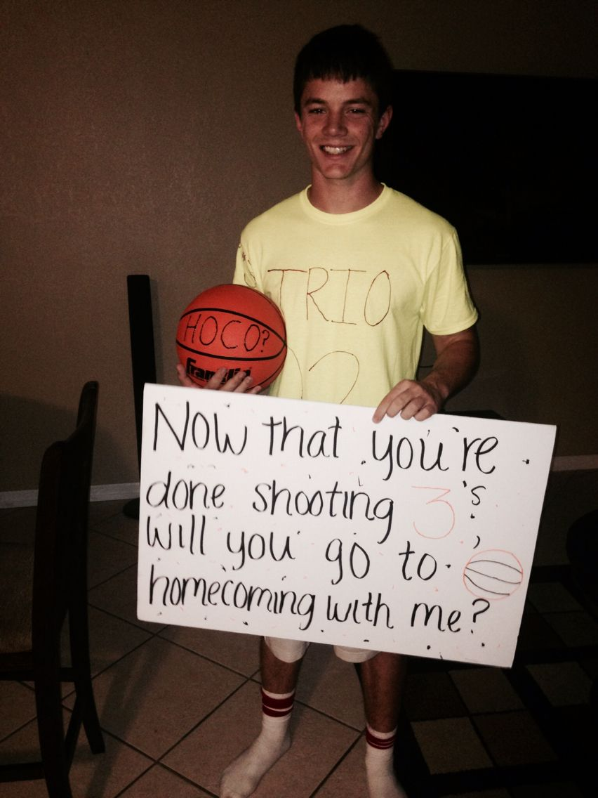 Homecoming Proposal Homecoming Proposal Cute Prom