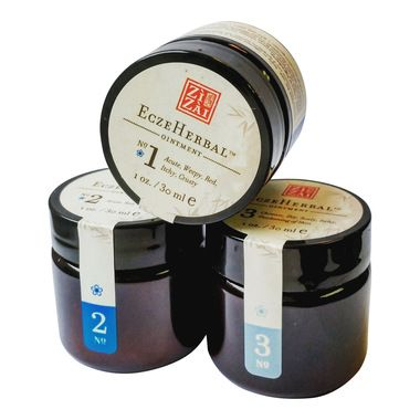 Shop now for natural eczema relief in our EczeHerbal 3-Pack. Try all three Chinese herbal formulas to find which is best suited for your skin. Flat rate shipping.