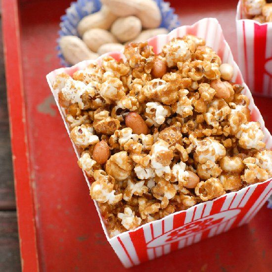 Homemade Cracker Jacks And 9 Other Gluten-free DIY Movie