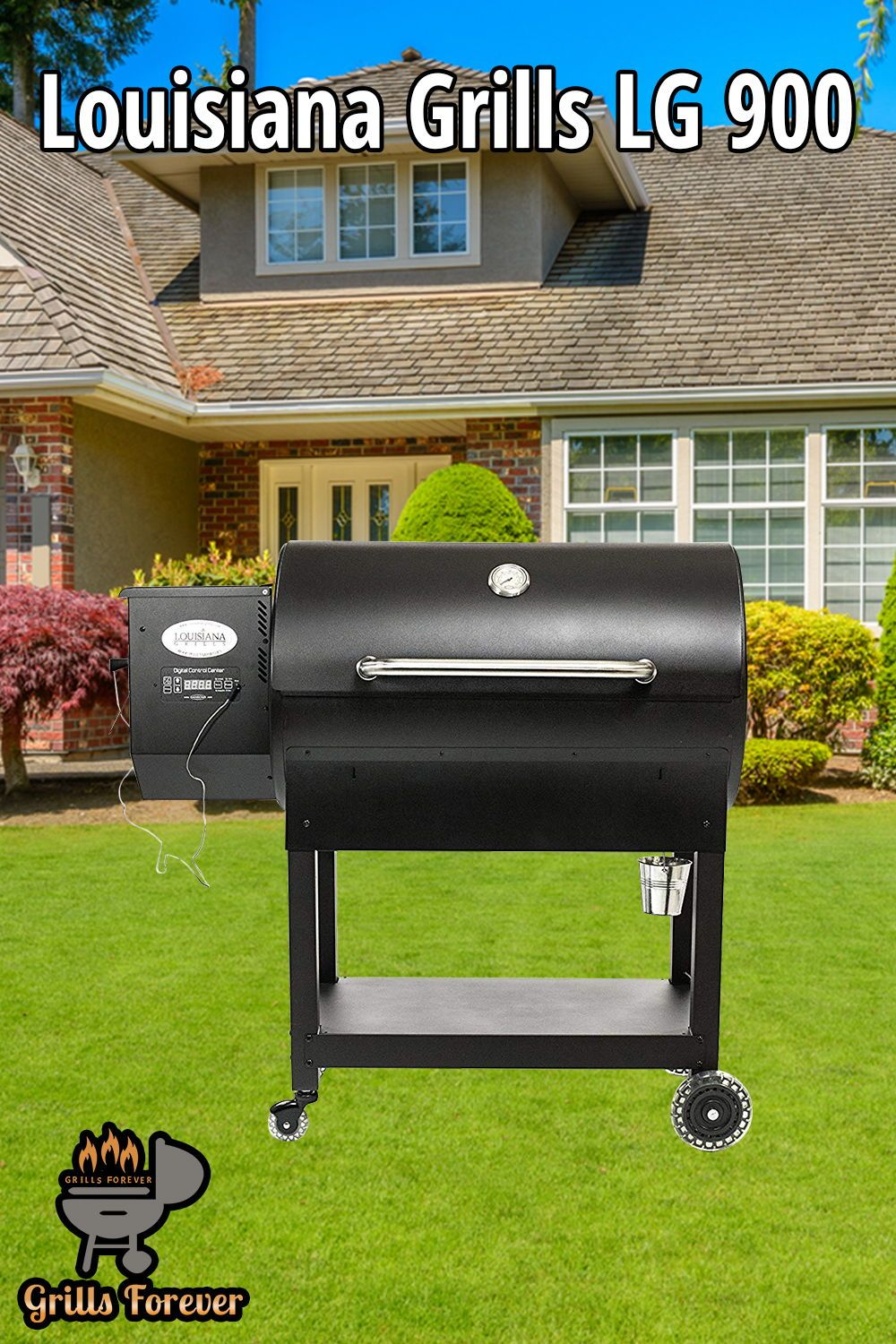 Louisiana Grills LG 900 Review | Top Grilling Brands
