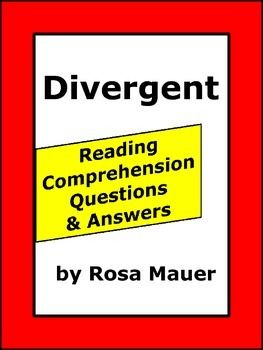 Divergent book questions and answers