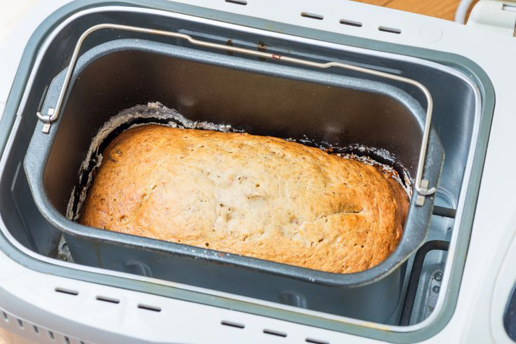 Try This Recipe for Making Banana Bread in a Bread Machine ...