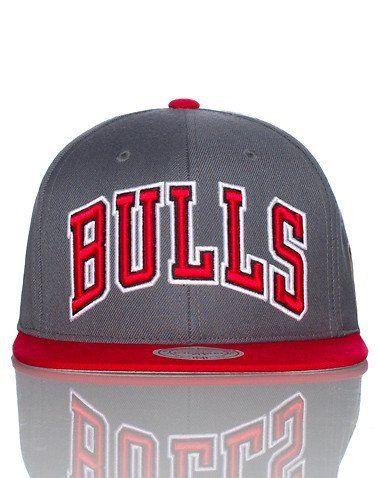 c8799077 Mitchell And Ness Chicago Bulls Classic Nba Snapback Cap Multi-Color 0 |  Sport Snapback Hats
