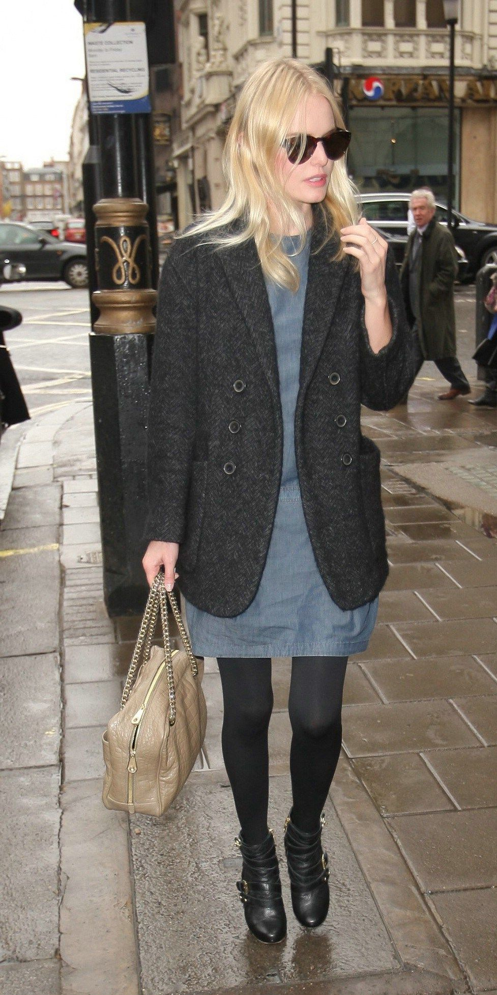 732cbaccd3b Kate Bosworth street style   STREET STYLE in 2019   Kate bosworth ...